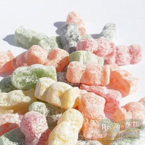 Dusted Jelly Babies Gummies & Jellies