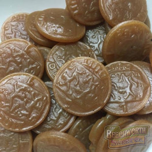 Dutch Licorice Brown Coins All Your Favourites