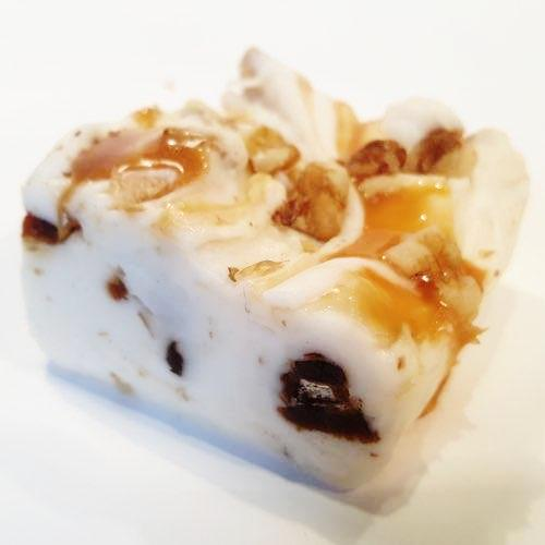 Sticky Date & Walnut Nougat