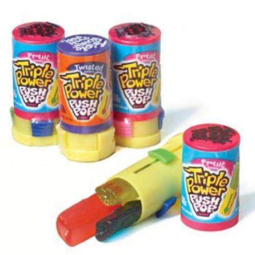 Triple Push Pop