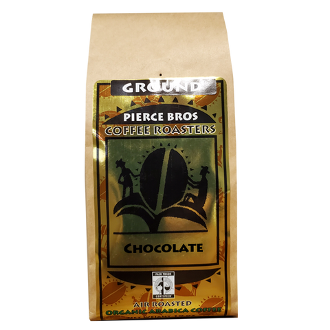 Organic Chocolate - Pierce Bros Coffee