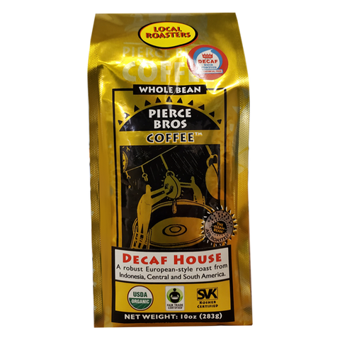 Decaf House Blend - Pierce Bros Coffee