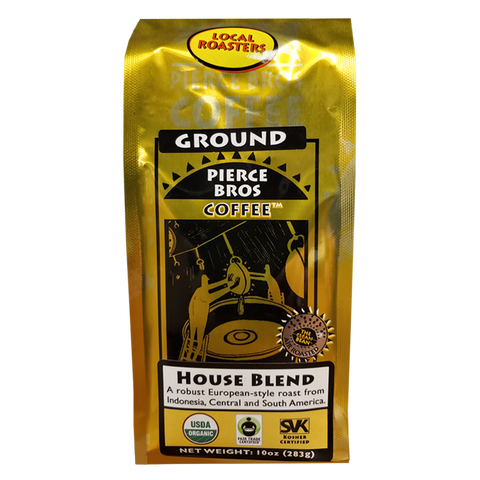 House Blend - Medium Roast - Pierce Bros Coffee