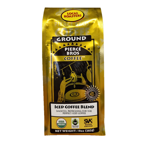 Iced Coffee Blend - Dark Roast - Pierce Bros Coffee