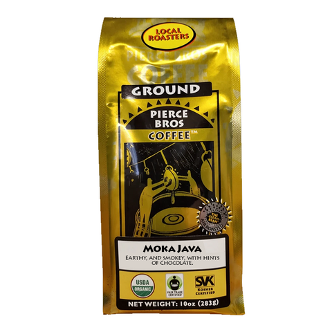 Moka Java - Medium Roast  **Top Seller** - Pierce Bros Coffee