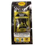 Red Eye Espress - Dark Roast - Pierce Bros Coffee