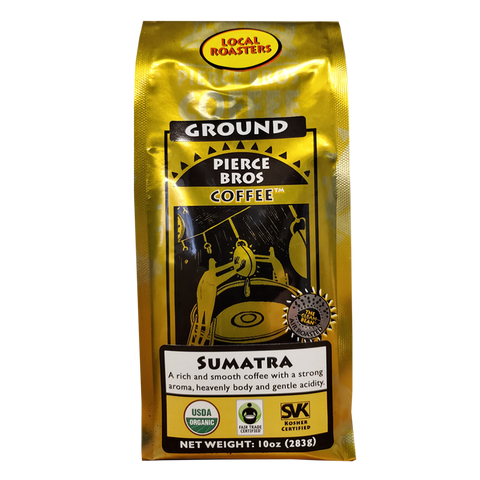Sumatra Blend - Pierce Bros Coffee