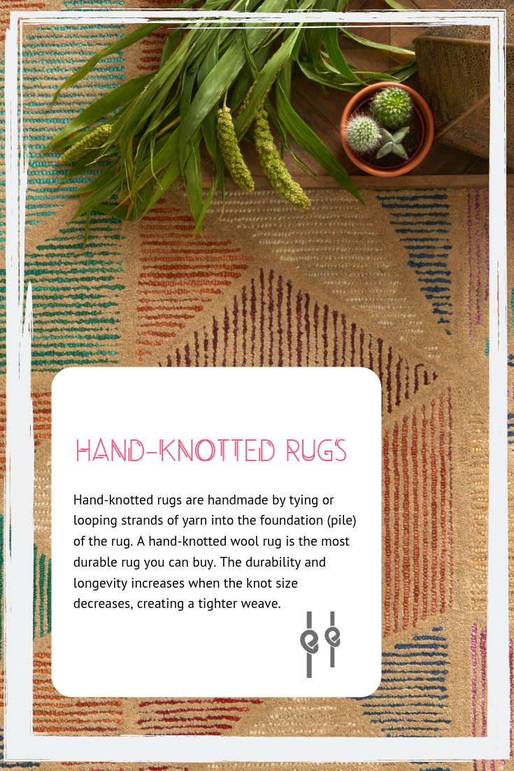 Hand-Knotted Rugs Overview