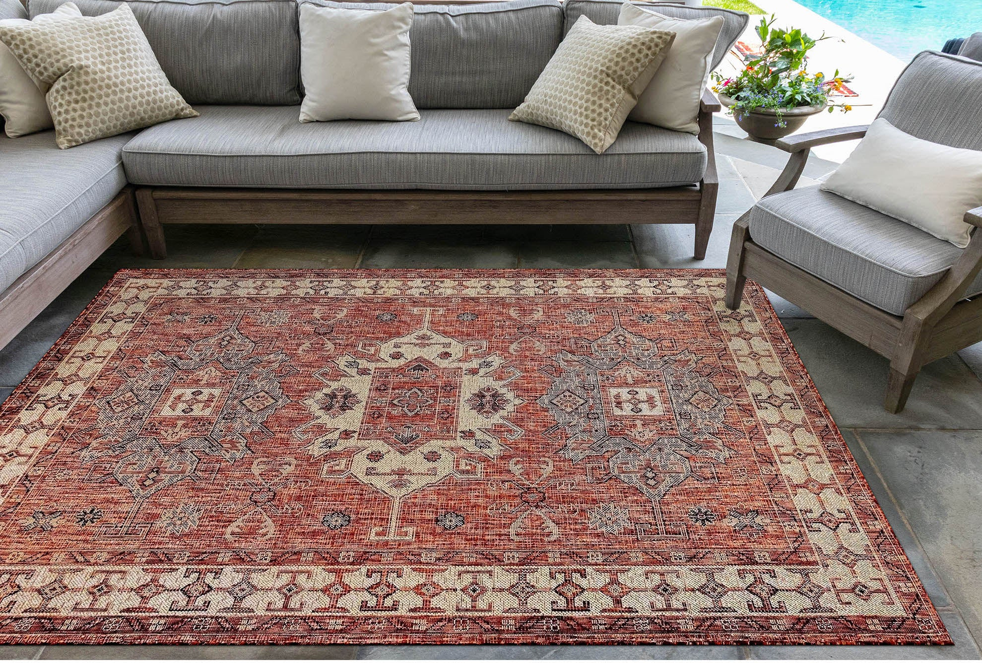 Caring for your Outdoor Rug