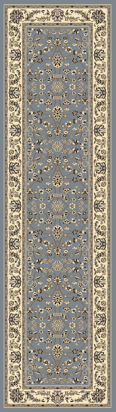Roma Isfahan Grey/Blue