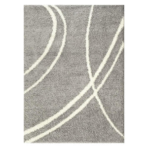 "Florida 2727 Gray Area Rug-Area Rug-World Rug Gallery-3'3"" x 5'-The Rug Truck"