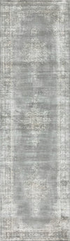 Allora 3563 Grey Area Rug (2'2 x 7'7)