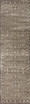 Allora 3564 Light Brown Area Rug (2'2 x 7'7)