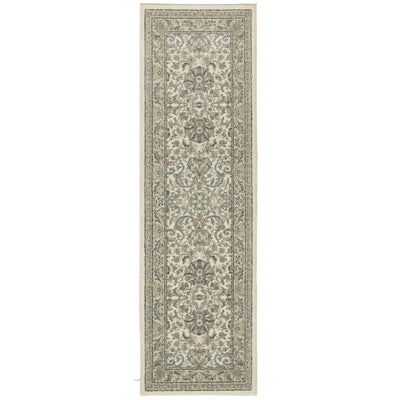 "Karastan Euphoria Newbridge Natural-Area Rug-Karastan-2' 4""x7' 10""-The Rug Truck"