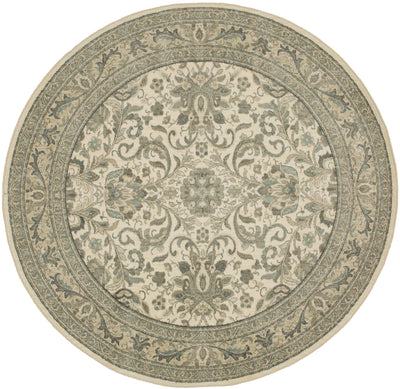 Karastan Euphoria Newbridge Natural-Area Rug-Karastan-8'x8'-The Rug Truck