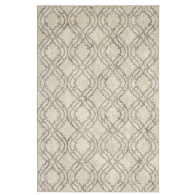 "Karastan Euphoria Potterton Natural-Area Rug-Karastan-3' 6""x5' 6""-The Rug Truck"