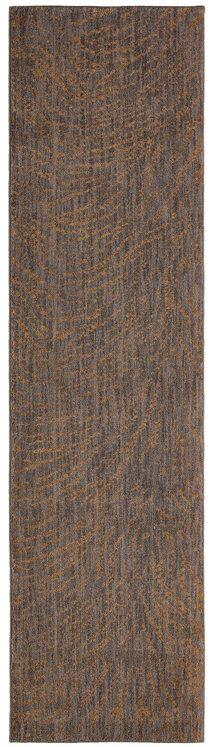 "Karastan Enigma Spectral Brushed Gold-Area Rug-Karastan-5' 3""x7' 10""-The Rug Truck"