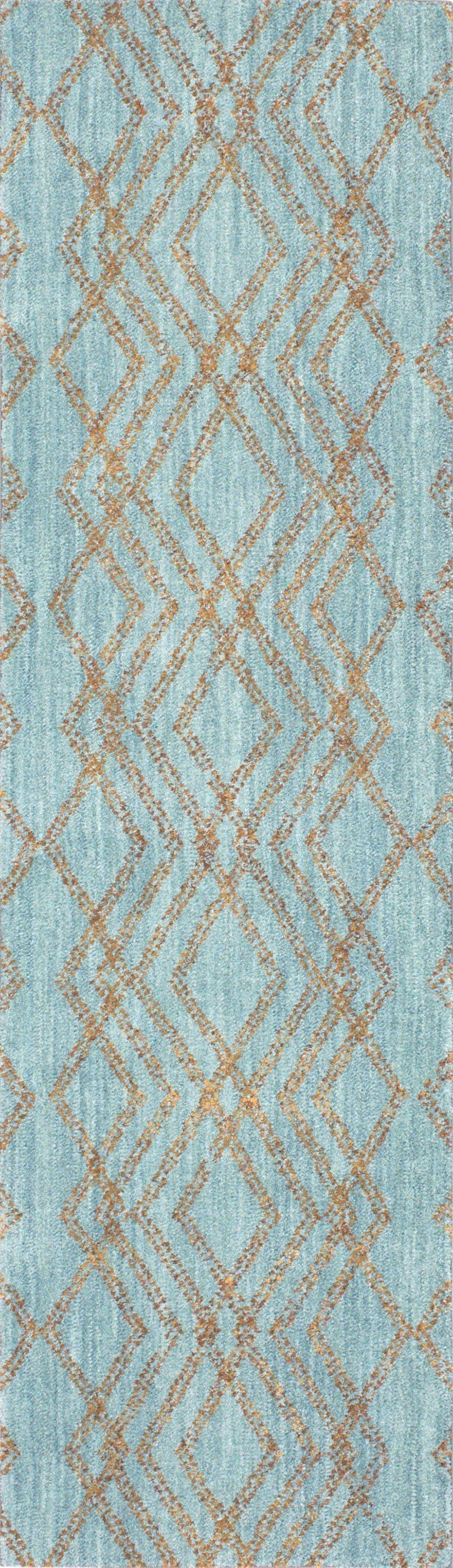 "Karastan Cosmopolitan French Affair Jade by Patina Vie-Area Rug-Karastan-5' 3""x7' 10""-The Rug Truck"