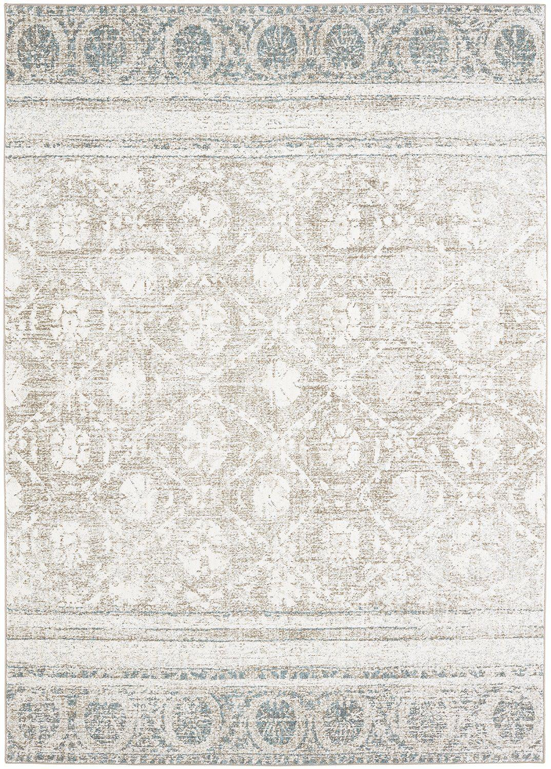 "Karastan Touchstone Martinique Hazelnut by Patina Vie-Area Rug-Karastan-3' 6""x5' 6""-The Rug Truck"