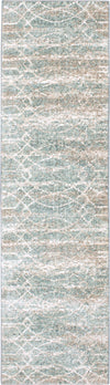 "Karastan Touchstone Debonair Jadeite by Virginia Langley-Area Rug-Karastan-2' 4""x7' 10""-The Rug Truck"