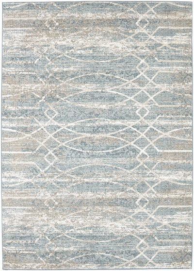 "Karastan Touchstone Debonair Jadeite by Virginia Langley-Area Rug-Karastan-3' 6""x5' 6""-The Rug Truck"