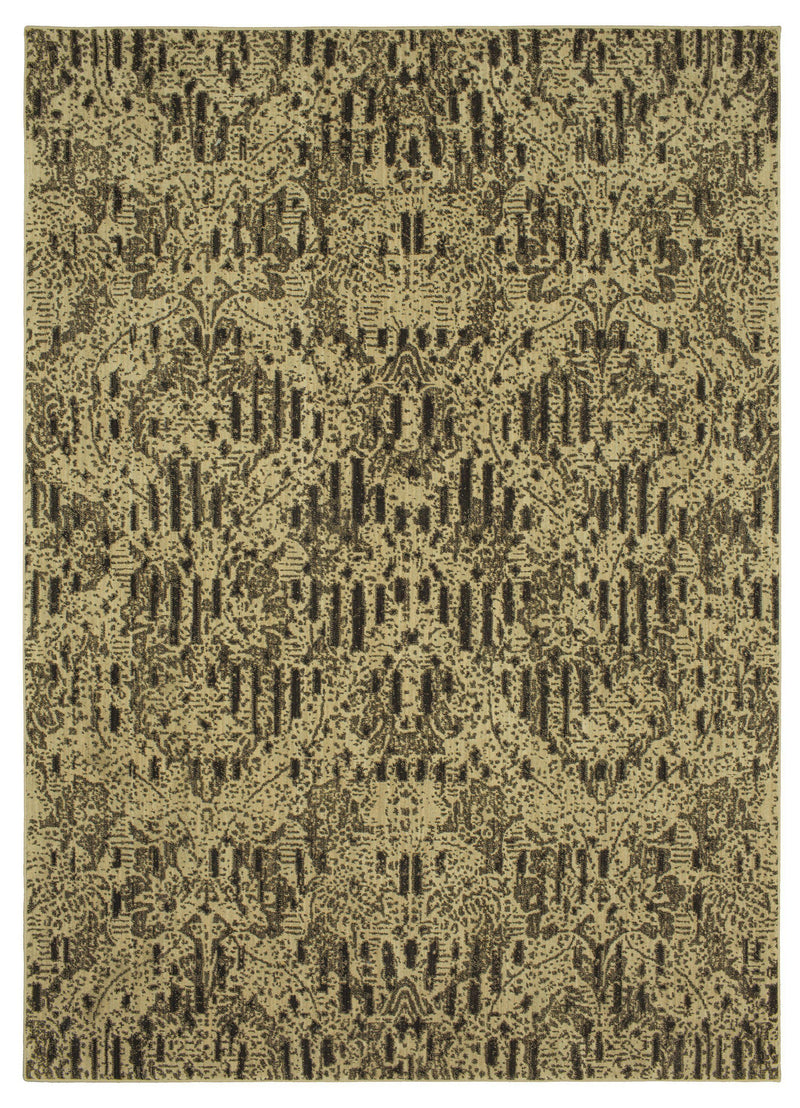 Karastan Spice Market Angelique Charcoal by Patina Vie-Area Rug-Karastan-2'x3'-The Rug Truck