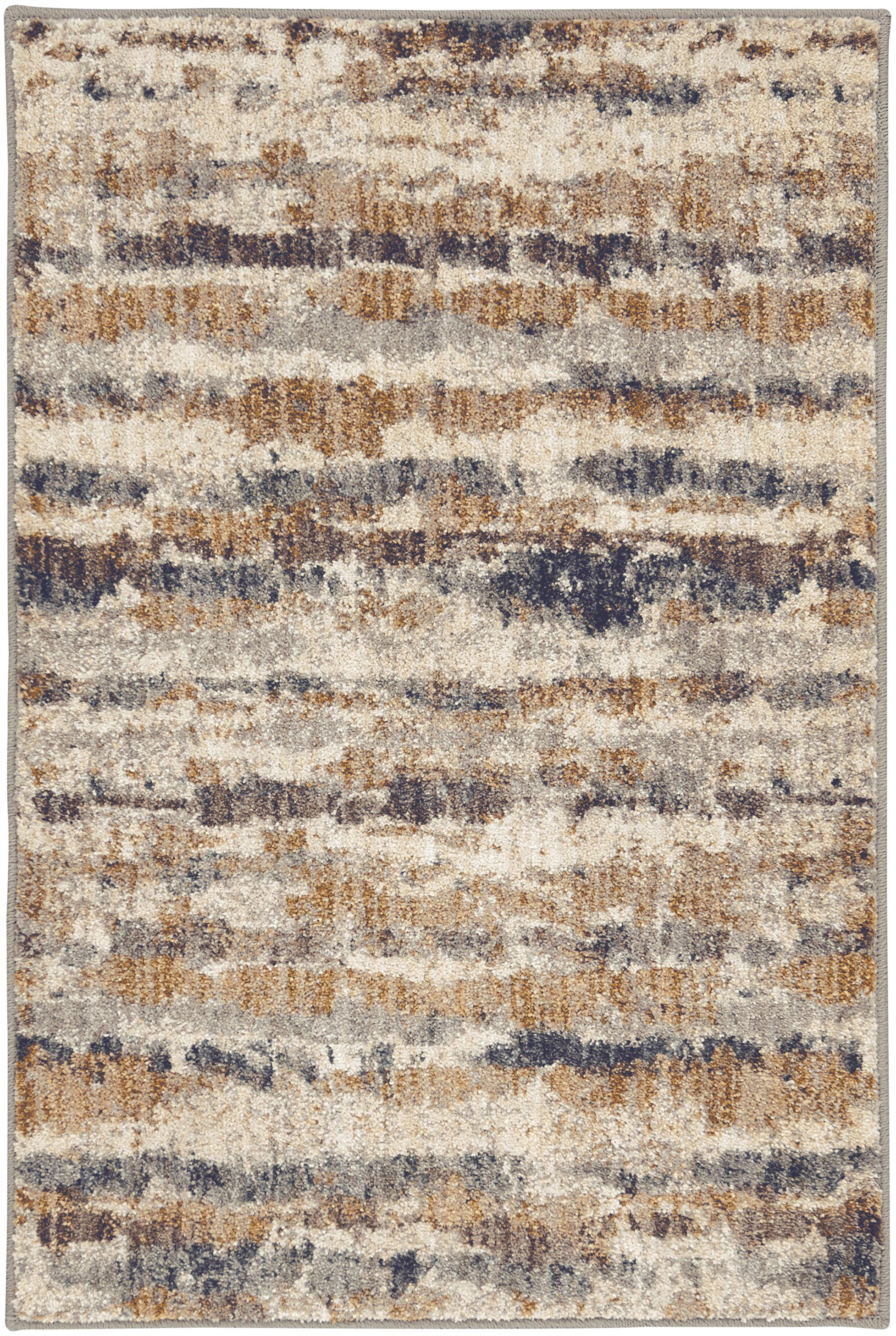 Expressions Amalgamate Gold by Scott Living Area Rug-Area Rug-Scott Living-2'x3'-The Rug Truck
