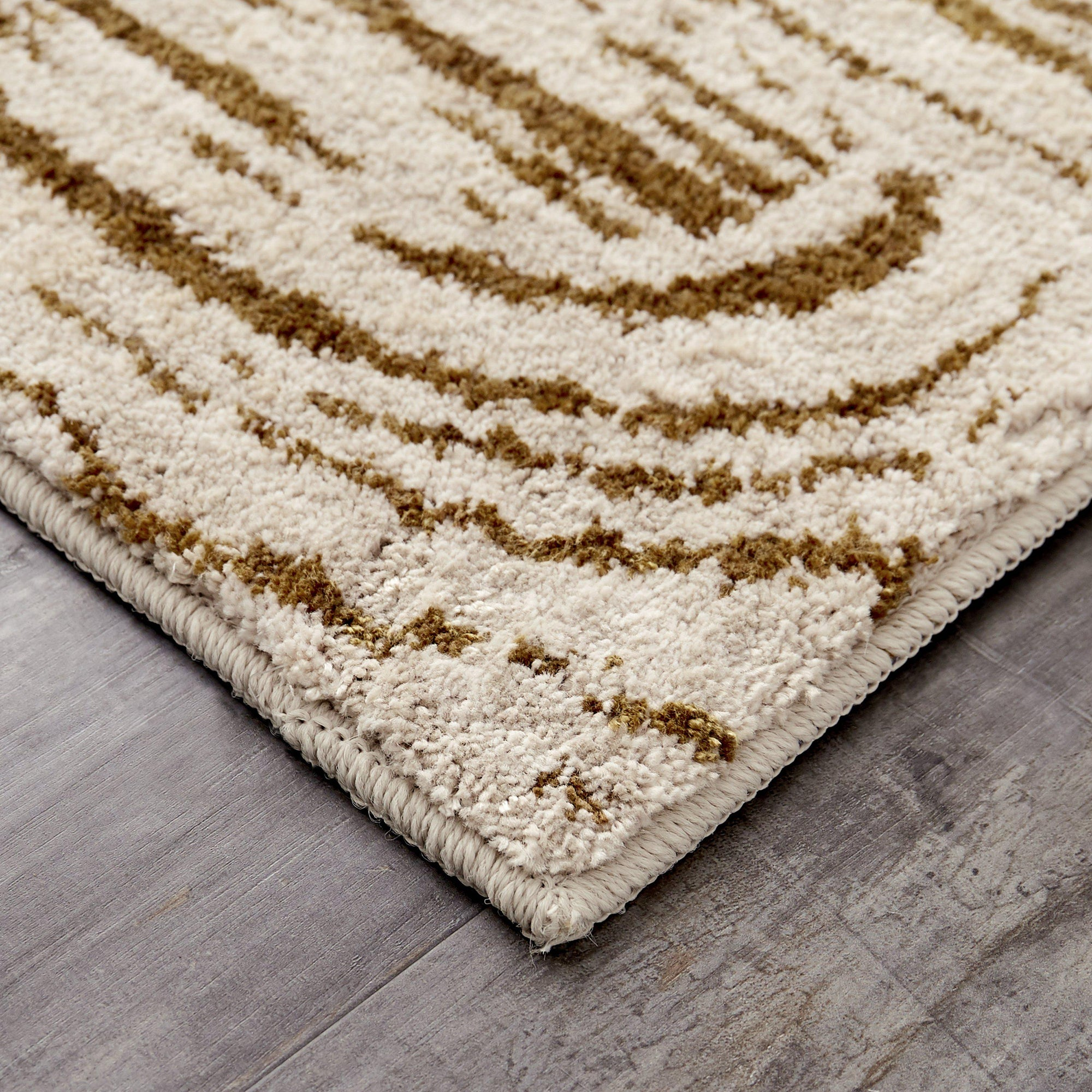 Artisan Equilibrium Brushed Gold by Scott Living Area Rug-Area Rug-Scott Living-2'x3'-The Rug Truck