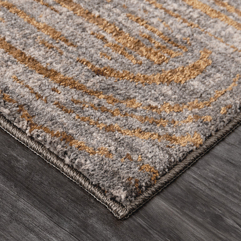 Artisan Equilibrium Smokey Grey by Scott Living Area Rug-Area Rug-Scott Living-2'x3'-The Rug Truck