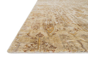 Anastasia AF-11 Ant Ivory / Gold-Area Rug-Loloi-The Rug Truck