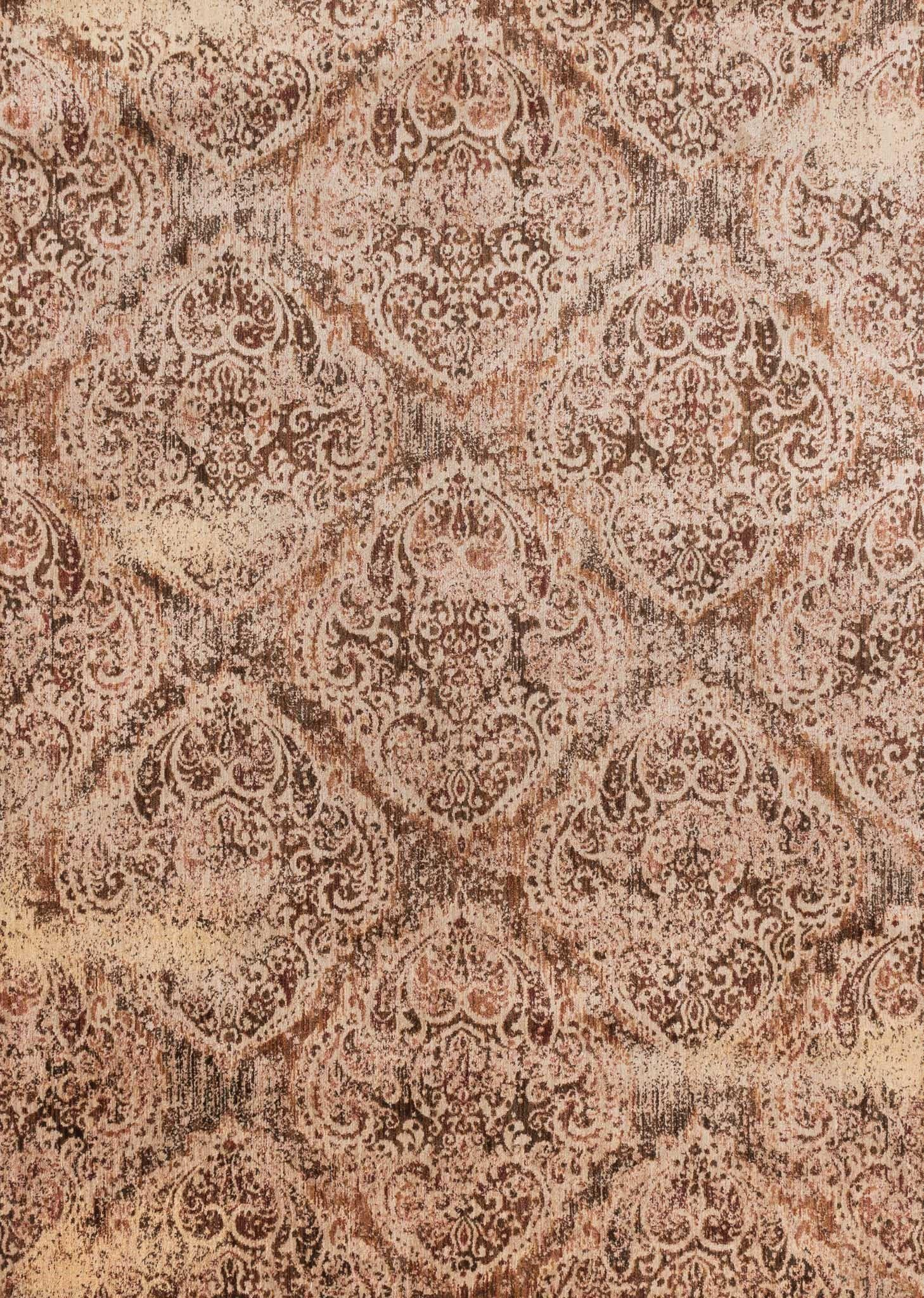 "Anastasia AF-19 Tobacco / Ant Ivory-Area Rug-Loloi-2'-7"" X 4'-The Rug Truck"