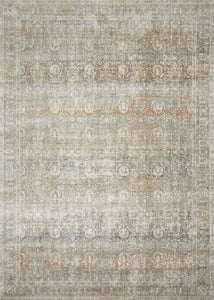 "Anastasia AF-21 Grey / Multi-Area Rug-Loloi-2'-7"" X 4'-The Rug Truck"