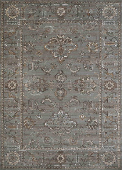 Allora 3562 Grey Area Rug (7'10 x 10'6)