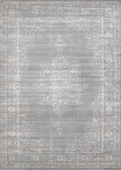 Allora 3563 Grey Area Rug (7'10 x 10'6)