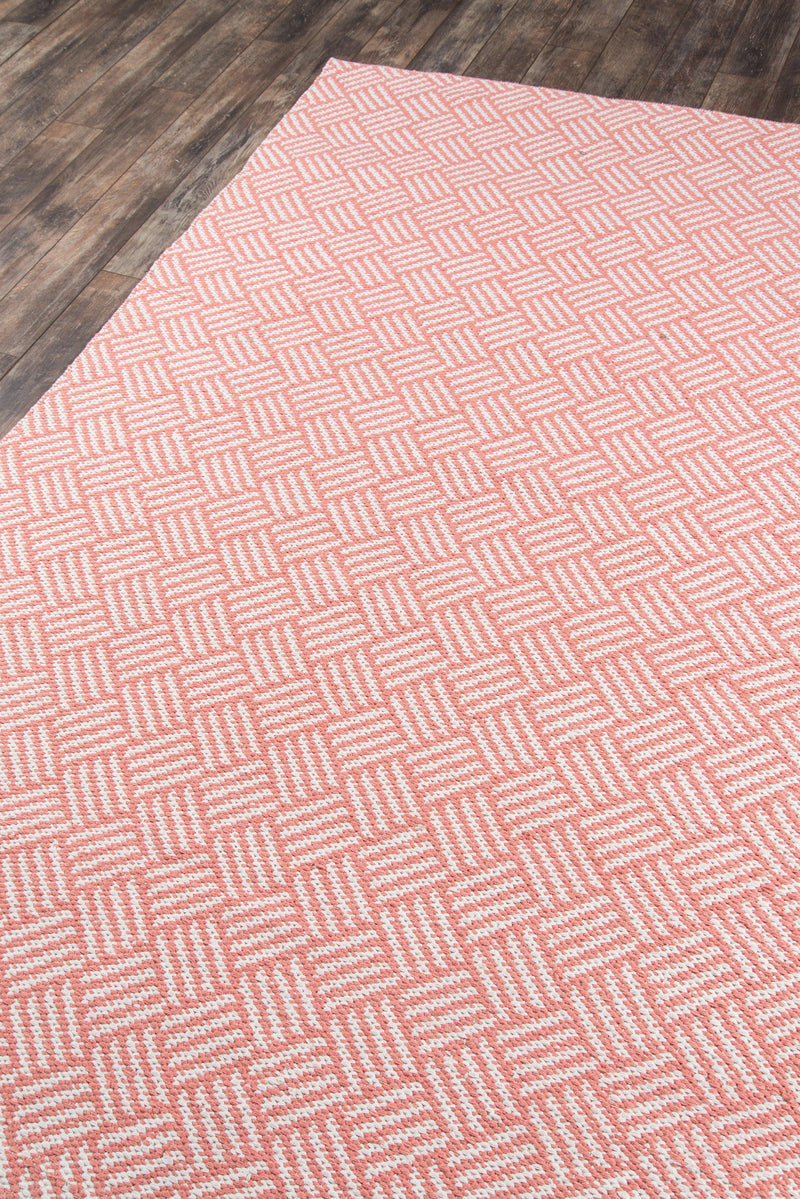 Madcap Cottage by Momeni Baileys Beach Beach Club Pink Indoor/Outdoor Area Rug-Area Rug-Momeni-2' X 3'-The Rug Truck