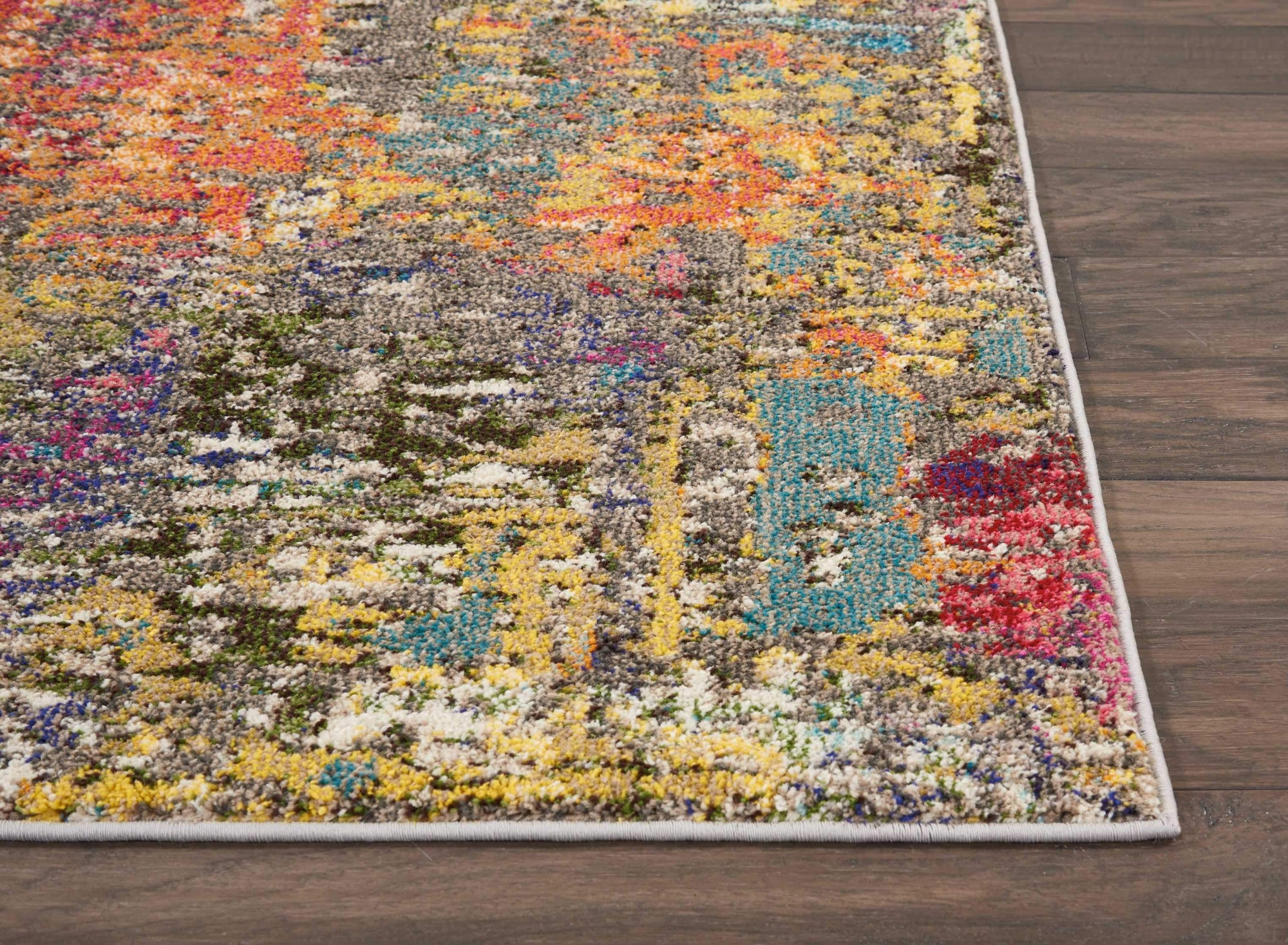 "Celestial CES14 Sunset Area Rug-Area Rug-Nourison-3'11"" x 5'11""-The Rug Truck"