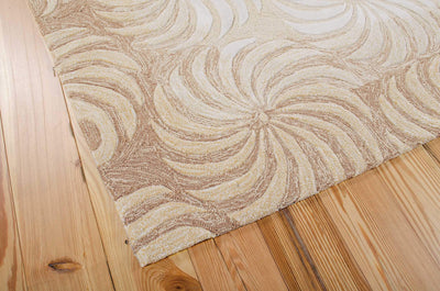 Create CRN07 Taupe Area Rug-Area Rug-The Rug Truck-The Rug Truck
