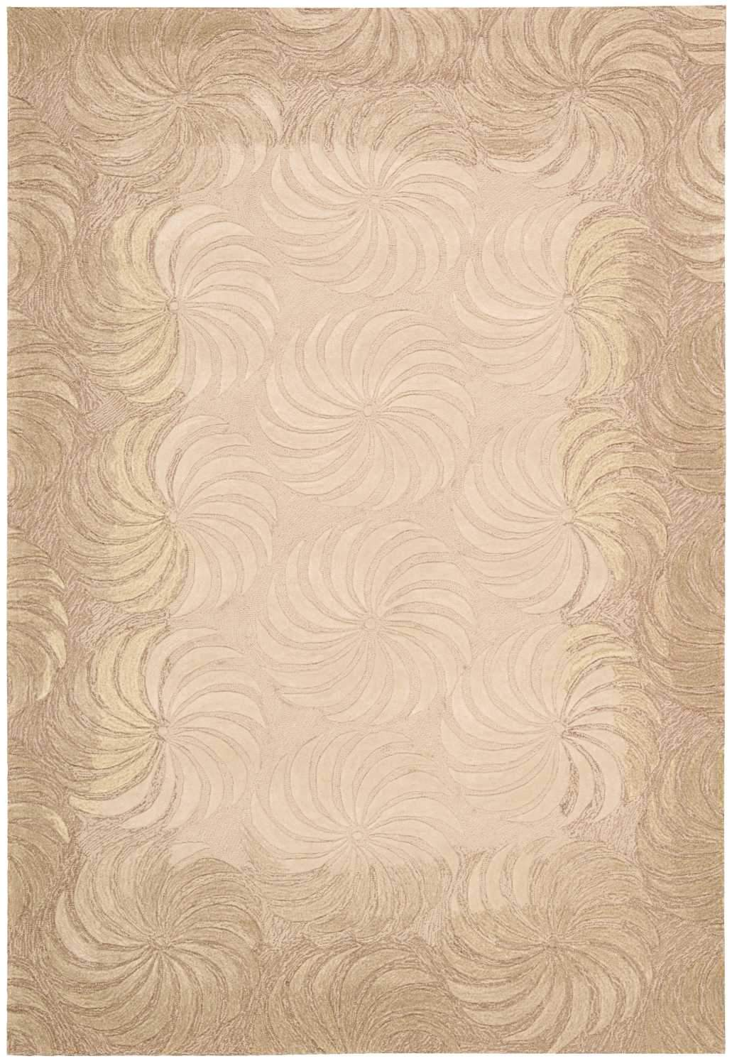 "Create CRN07 Taupe Area Rug-Area Rug-The Rug Truck-5' x 7'6""-The Rug Truck"