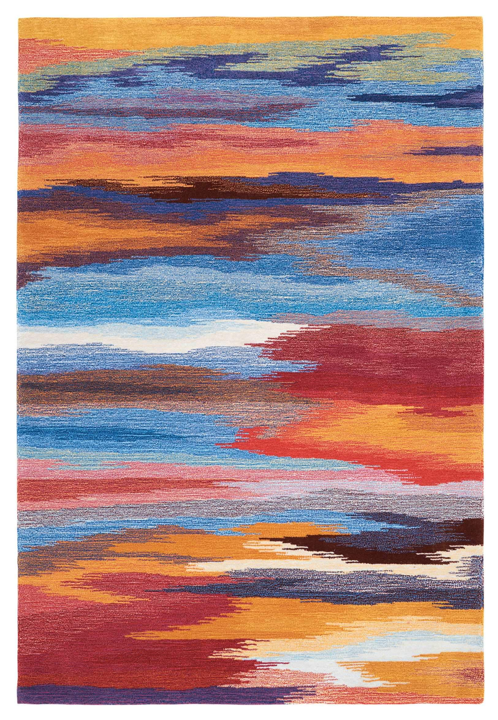 "Create CRN78 Sunset Area Rug-Area Rug-The Rug Truck-3'6"" x 5'6""-The Rug Truck"