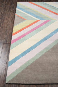Novogratz by Momeni Delmar DEL-5 Ultralight Grey Area Rug-Area Rug-Momeni-The Rug Truck