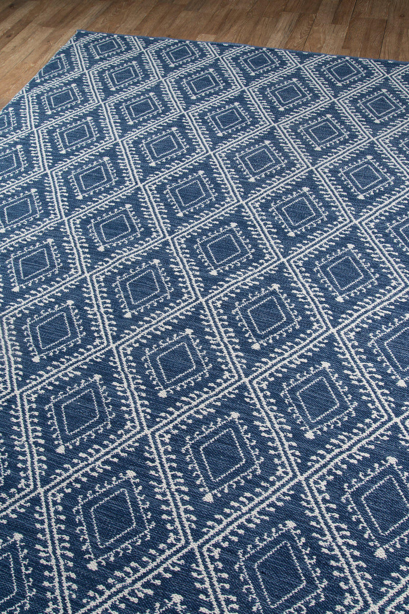 Erin Gates by Momeni Easton EAS-1 Pleasant Navy Area Rug-Area Rug-Momeni-2' X 3'-The Rug Truck