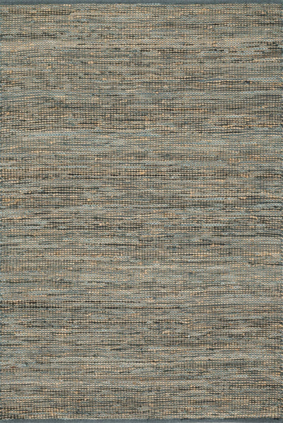 "Edge ED-01 Grey-Area Rug-Loloi-2'-3"" x 3'-9""-The Rug Truck"
