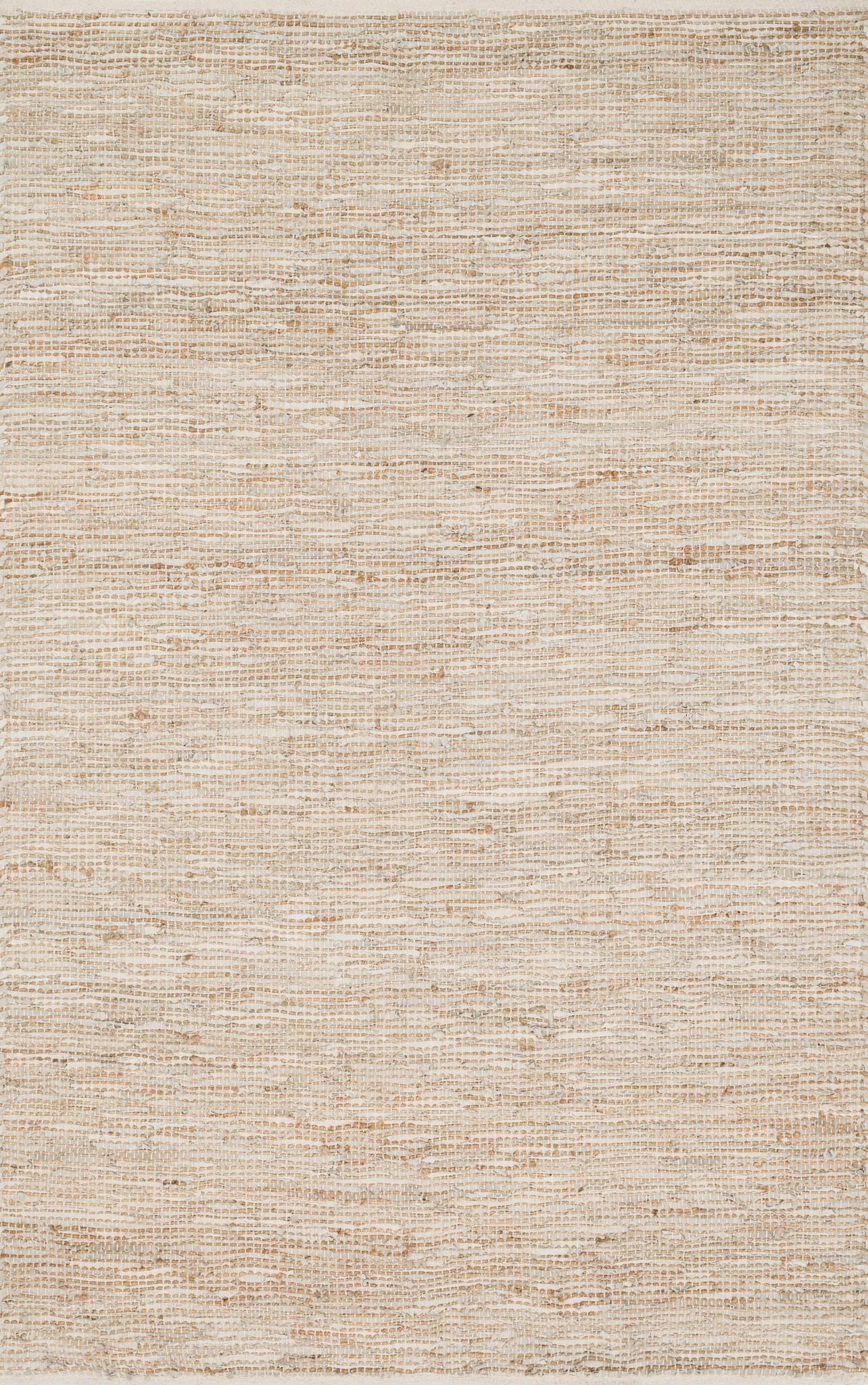 "Edge ED-01 Ivory-Area Rug-Loloi-2'-3"" x 3'-9""-The Rug Truck"