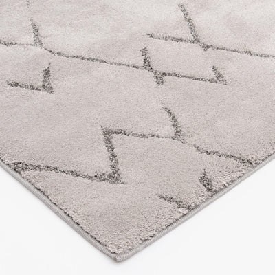 Trisha Yearwood Home Relax - Fiorella - Cloud/Metal-Area Rug-Trisha Yearwood Home-The Rug Truck