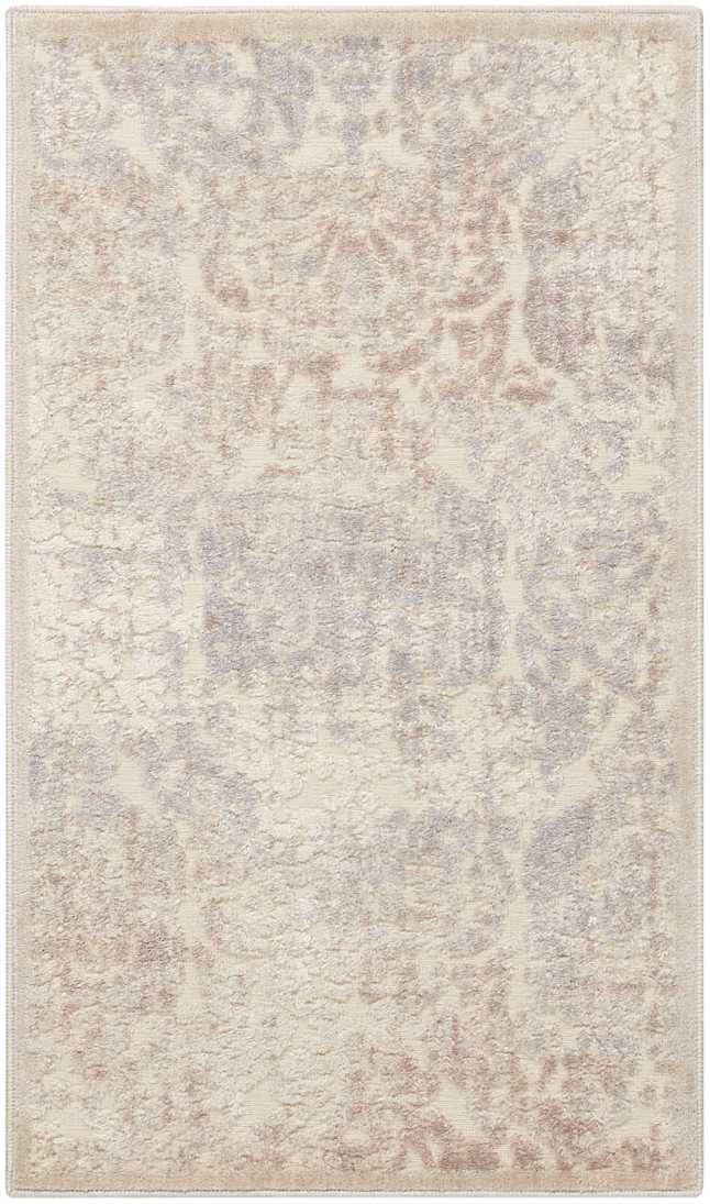 "Illuminate IL09 Ivory Area Rug-Area Rug-The Rug Truck-2'3"" x 3'9""-The Rug Truck"