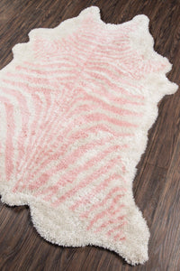 Novogratz by Momeni Kalahari KAL-1 Domesticated Pink Area Rug-Area Rug-Momeni-The Rug Truck