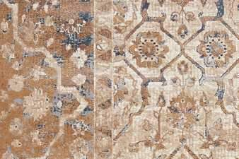 kathy ireland HOME Malta MAI04 Taupe Area Rug-Area Rug-kathy ireland HOME-The Rug Truck