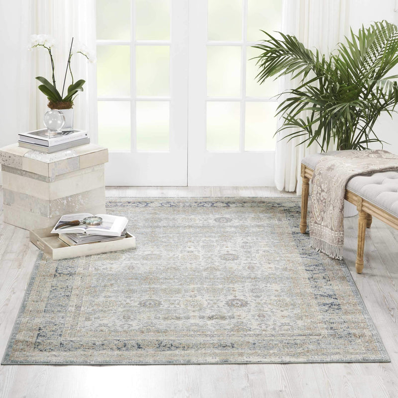 "kathy ireland HOME Malta Cloud Area Rug-Area Rug-kathy ireland HOME-3'11"" x 5'7""-The Rug Truck"