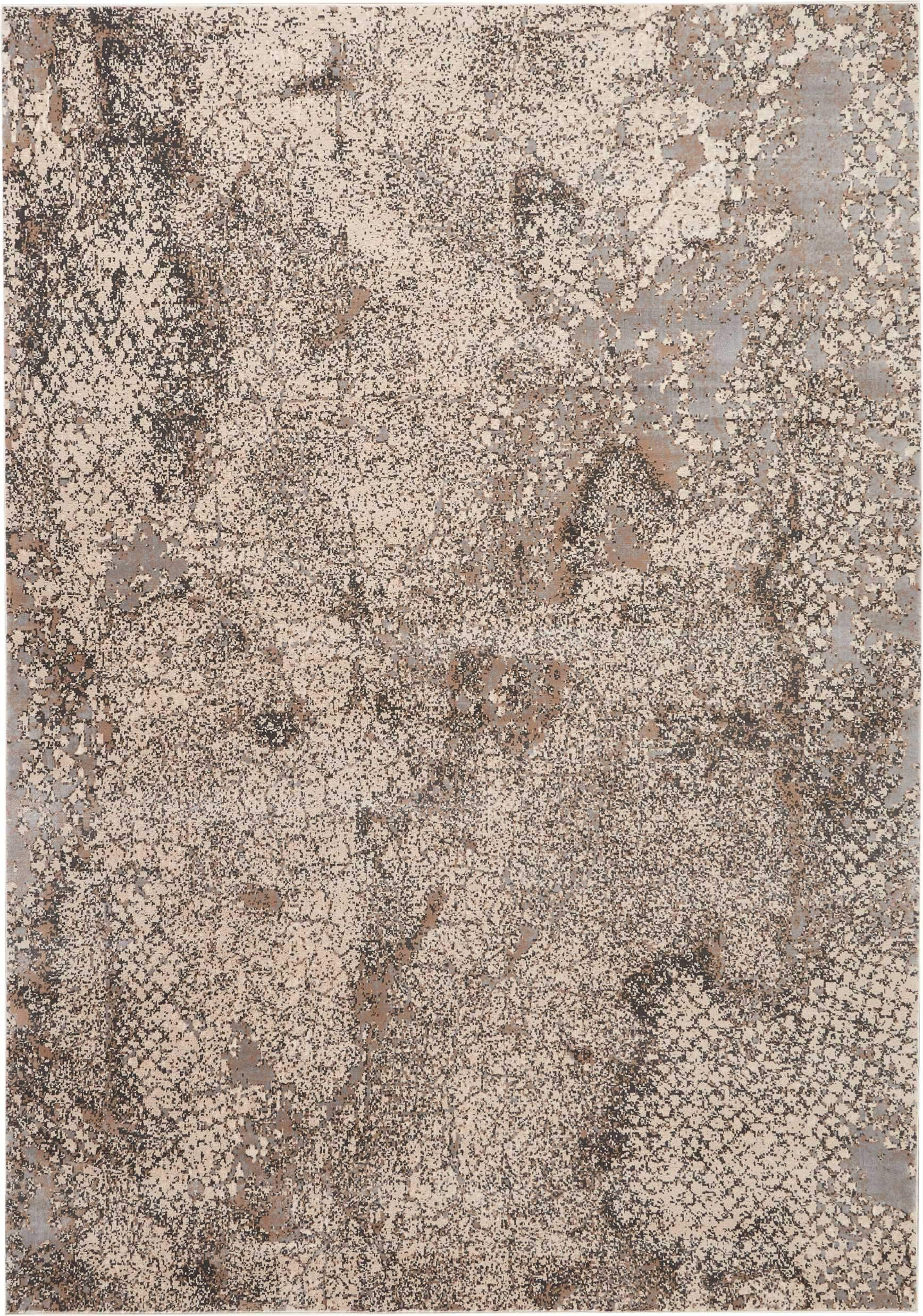 "kathy ireland HOME Heritage Grey Area Rug-Area Rug-kathy ireland HOME-3'11""X5'11""-The Rug Truck"