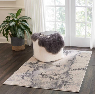 kathy ireland HOME Heritage Beige Area Rug-Area Rug-kathy ireland HOME-The Rug Truck